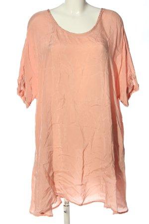American Vintage Mini Dress nude casual look