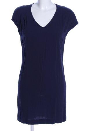 American Vintage Minikleid blau Casual-Look