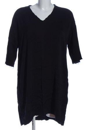 American Vintage Robe courte noir style décontracté
