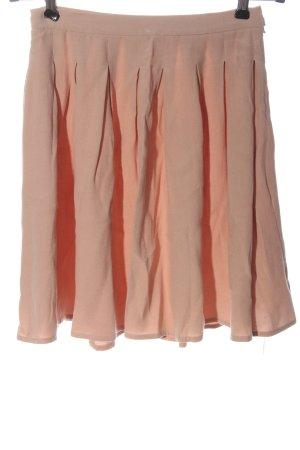 American Vintage Mini-jupe orange clair style décontracté