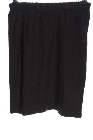 American Vintage Minigonna nero stile casual