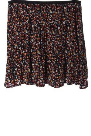 American Vintage Mini-jupe imprimé allover style décontracté