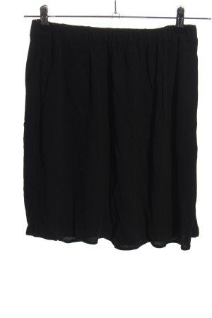 American Vintage Mini-jupe noir style décontracté