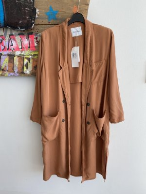 American Vintage Trench Coat light brown