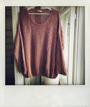 American Vintage Sweter z grubej dzianiny Wielokolorowy