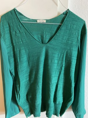 American Vintage Knitted Sweater green