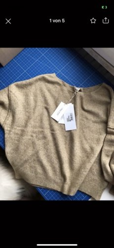 American Vintage Oversized Sweater beige