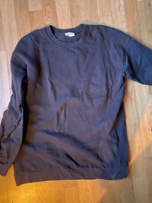 American Vintage Długi sweter Wielokolorowy Bawełna