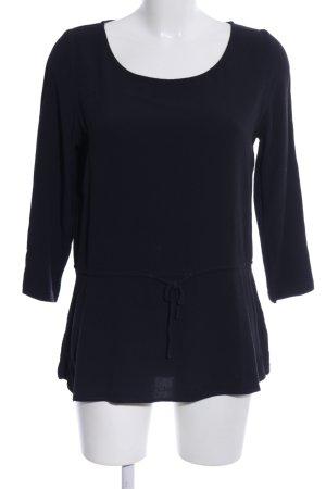 American Vintage Slip-over blouse blauw zakelijke stijl