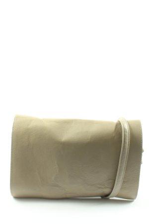 American Vintage Sac porté épaule blanc cassé style décontracté