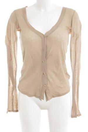 American Vintage Shirtjacke beige Casual-Look