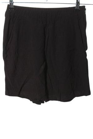 American Vintage Shorts schwarz Casual-Look