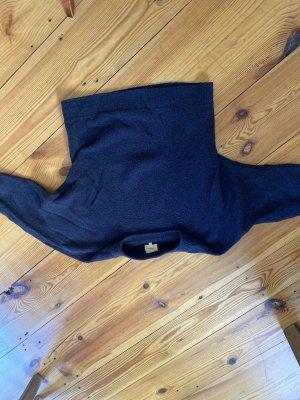 American Vintage Maglione girocollo blu Cotone