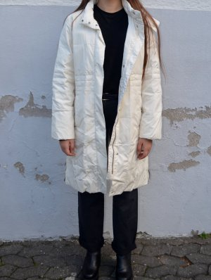 Vintage Quilted Coat multicolored