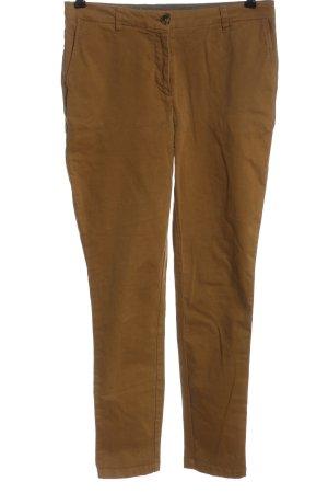 American Vintage Stoffen broek bruin casual uitstraling