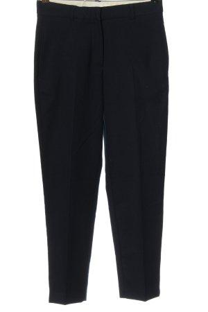 American Vintage Pantalone jersey nero stile professionale