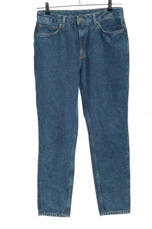 American Vintage Jeans slim fit blu stile casual