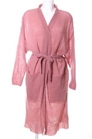 American Vintage Knitted Cardigan pink casual look