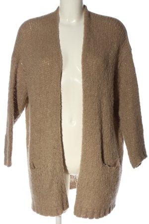 American Vintage Strick Cardigan braun Casual-Look