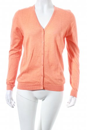 American Vintage Strick Cardigan orange Casual-Look