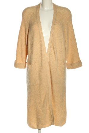 American Vintage Knitted Coat brown casual look