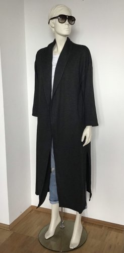 American Vintage Knitted Coat anthracite
