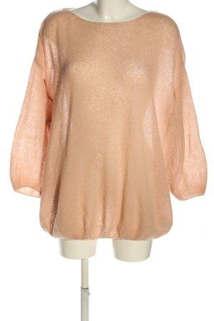 American Vintage Strickpullover pink Casual-Look