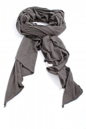 American Vintage Knitted Scarf light grey casual look