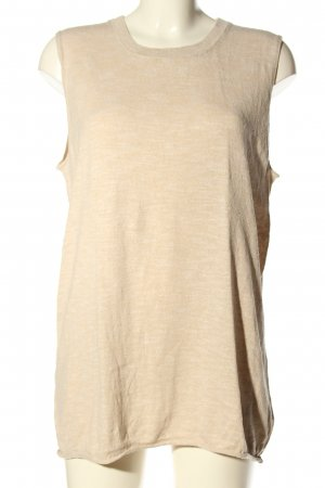 American Vintage Knitted Top nude casual look