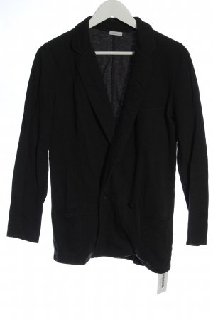 American Vintage Blazer sweat noir style d'affaires