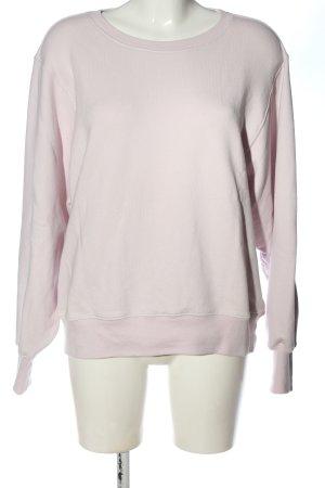 American Vintage Bluza dresowa różowy W stylu casual