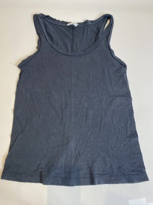 American Vintage T-shirt bleu foncé