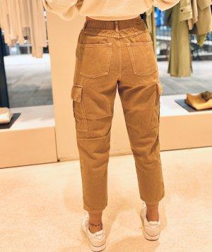 American Vintage Cargo Pants camel