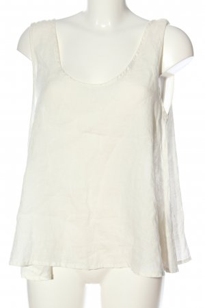 American Vintage Strappy Top white casual look