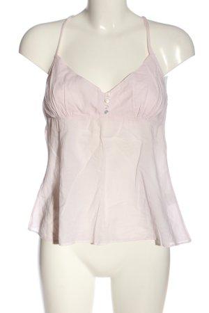 American Vintage Strappy Top pink casual look