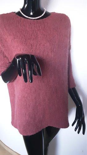 American Vintage Jersey holgados coñac
