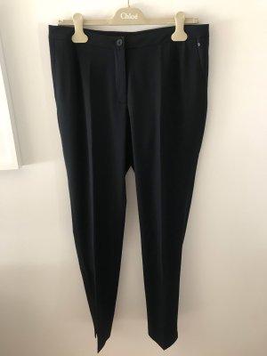 American Vintage Spodnie z zakładkami czarny