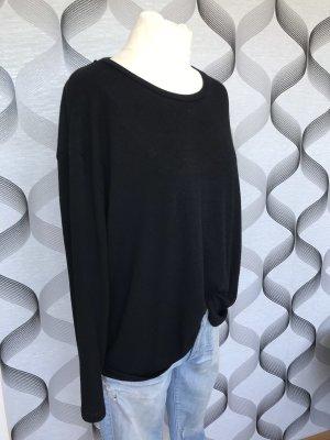 AmericanVintage Longshirt (XS/S) Schwarz Neu !! NP 79€