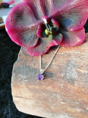 Pendant lilac-lilac