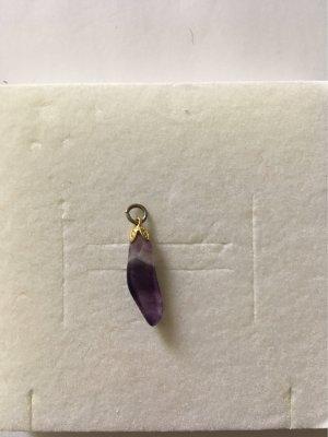 Pendentif violet