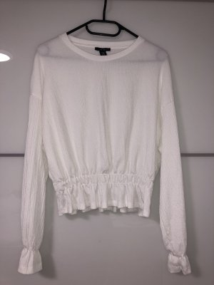 Amisu Splendor Blouse white