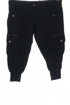 Amisu Cargo Pants black casual look