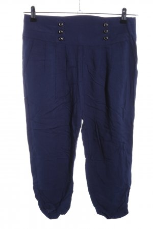 Amisu 3/4 Length Trousers blue casual look