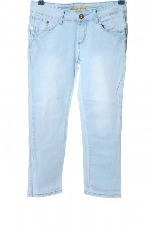 Amisu 3/4 Length Jeans blue casual look