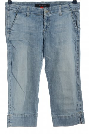 Amisu 3/4 Jeans blau Casual-Look
