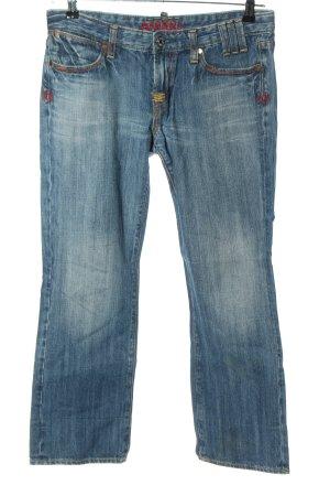 Amisu 7/8 Length Jeans blue casual look