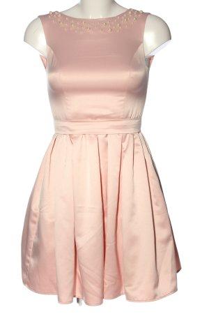 Amisu A-Linien Kleid pink Elegant