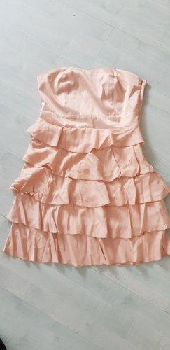 Amisu Abendkleid Gr.36/38 TOP in rose