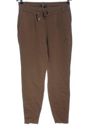 Amisu Baggy Pants brown casual look
