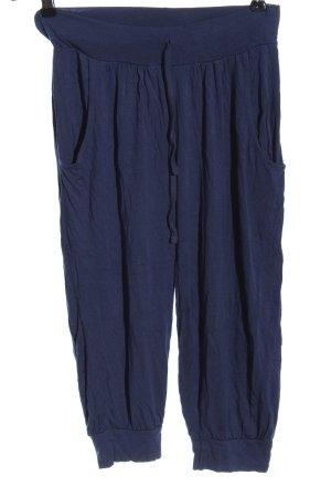 Amisu Baggy Pants blau Casual-Look